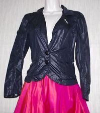 Patrizia Pepe Nylon Women Blazer Size:40 Black Jacket
