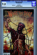 Wake The Dead #1 (2003) IDW CGC 9.8 White Pages