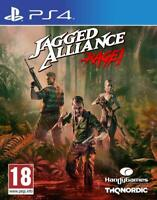 Jagged Alliance Rage PS4 PlayStation
