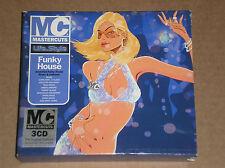 MASTERCUTS LIFE STYLE - FUNKY HOUSE - BOX 3 CD