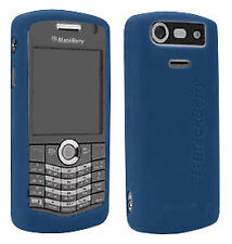 Oem New Silicone Gel Rubber Skin Case for Blackberry Pearl 8100 Varies Color