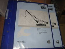 Volvo PL4611 Excavator Pipe Layer Service Manual