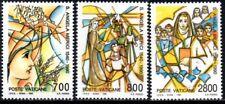 (Ref-12185) Vatican City 1990 St.Angela Merici  SG.948/950 Mint (MNH)