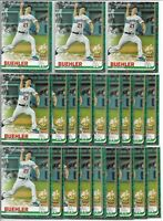 2019 Topps Holiday Walmart Walker Buehler (21) Card Rookie Cup Lot HW187 Dodgers
