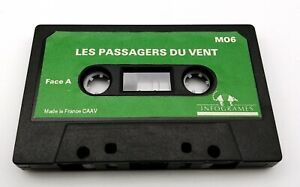 Les Passagers du Vent Thomson MO5 MO6 T07 TO8 TO9 Infogrames Tape Tested
