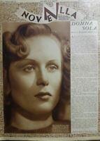 NOVELLA N.14 1942 VERA CARMI