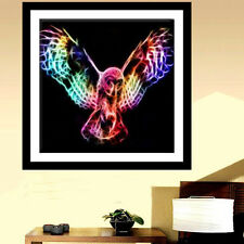 DIY 5D Flying Diamond Eagles Embroidery Painting Cross Stitch Home Wall Decor