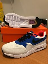 New Nike Men Supreme Air Max I 1 Ultra Essential Safari New York Knicks Sz 9