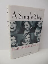 A Single Step Memoir Book Heather Mills McCartney Beatles Paul Wife Yorkshire
