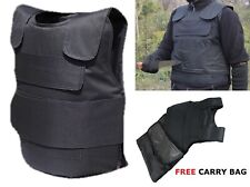 Anti-knife Attack Chest Protective Armour Vest For Security Guard 165-85cm Tall