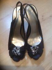 Nine West Ladies Party Shoes Size US 9W / UK 7