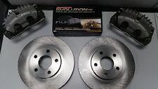 ZZP F-Body Dual Piston Brake Kit For 3800 Grand Prix, Regal, Impala, Monte Carlo