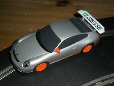 Scalextric rare DPR Porsche 997 GT3RS touring / super car superb & fast