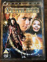 Rachel HURD Wood ludivine SAGNIER Peter Pan ~ 2003 Familia Película RU Alquiler