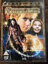 Rachel Hurd Wood Ludivine Sagnier PETER PAN ~ 2003 Family Film | UK Rental DVD