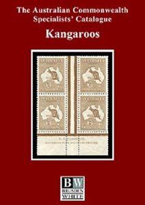 ACSC KANGAROOS CATALOGUE 2021 BW AUSTRALIAN COMMONWEALTH SPECIALISTS' CATALOGUE