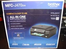Brother MFC-J470DW – Wireless Inkjet All-in-One printer-Not included set up ink