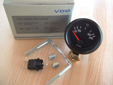 VDO Cockpit International 60-200° Grad Temperaturanzeige Zylinderkopf 12V 52mm