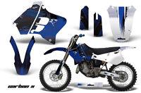 Dirt Bike Graphic Kit Decal Sticker Wrap For Yamaha YZ125 YZ250 93-95 CARBONX U