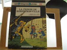 TUNIQUES BLEUES N°6 1977 LA PRISON DE ROBERTSONVILLE TBE