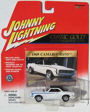JOHNNY LIGHTNING R9 CLASSIC GOLD 1969 CHEVY CAMARO RS/SS #22