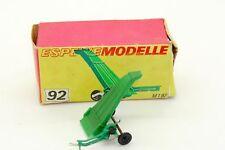 ESPEWE MODELLE DDR 1/87 HO MATERIEL AGRICOLE SCHLEGELHÄCKSLER E069 #92