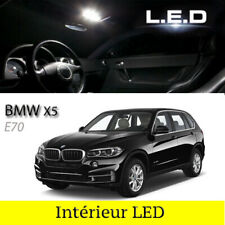 Kit Bombillas Con LED Para Iluminación Interior Luz Techo Blanco BMW X5 E70