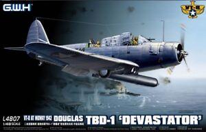 GreatWall 1/48 L4807 Douglas TBD-1 Devastator