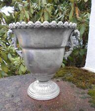 Deko Blumenübertöpfe in Silber günstig kaufen   eBay
