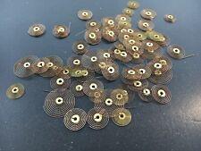 Clock Hairspring Assortment 72 pieces