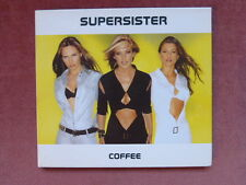 Supersister 'Coffee' CD (2000) Promotional Copy