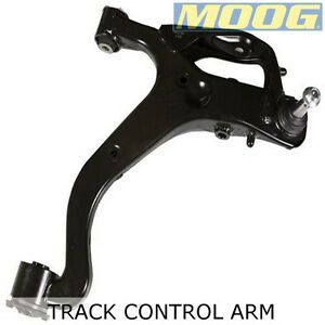 MOOG Track Control Arm, Front Axle Right, Lower - LR-WP-12526 - EO Quality