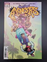 WEST COAST AVENGERS 1 NM 1st Appearance New West Coast Avengers Team Kate Bishop