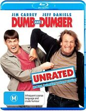 NEW Dumb and Dumber Blu-ray (Unrated Edition)