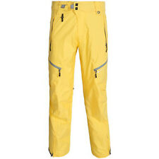 686 Glacier Synth Thermagraph Snowboard Pant (L) Lava Heather Twill
