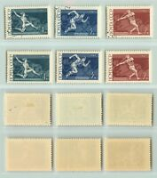 Russia USSR 1967 SC 3363-3365 MNH and used . e8243