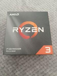 AMD RYZEN CPU FAN 3rd gen only FAN no chip please see photos