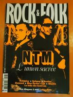 Rock & Folk N° 493 du 09/2008-NTM l'union sacrée-Coldplay-Subpop-Beatles-Shades