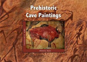 Tanzania 2017 - Prehistoric Cave Paintings - Souvenir Sheet - MNH