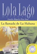 La llamada de la Habana par sans , Neus , Miquel, Lourdes Livre de poche 978848
