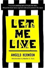 Let Me Live (Class : Culture), Angelo Herndon, Good Book