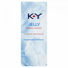 KY JELLY  LUBRICATING GEL 50 G K-Y BRAND  DOCTORS RECOMMENDED UK STOCK FREE P& P