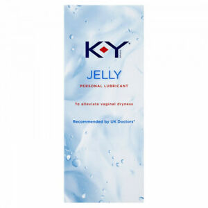 KY JELLY  LUBRICATING GEL 50G KY BRAND DOCTORS RECOMMENDED UK STOCK