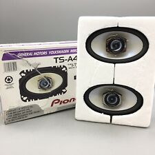 New listing Pioneer Speakers Ts-A4657 2Way 4�x6� 100w - Fast Shipping - F03