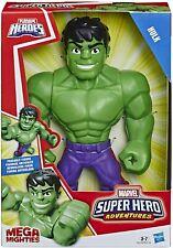 Hasbro Playskool Heroes Hulk Action Figure Marvel Kids Ages 3 and Up 25 cm Toy