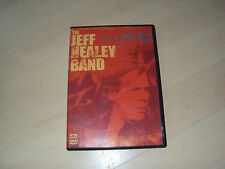DVD  THE JEFF HEALEY BAND live at Montreux 1999
