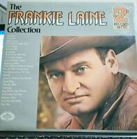 THE FRANKIE LAINE COLLECTION - 2 LP VINILE 33 GIRI - NUOVO STAMPA INGLESE 1967