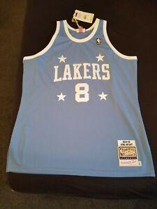 Kobe Bryant Authentic Mitchell & Ness Minneapolis Lakers Jersey #8 Size 48 (XL)
