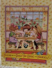 Mary Engelbreit 6 Blank Notecards Friends are the Family you Choose for Yourself