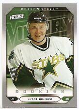05/06 UPPER DECK VICTORY ROOKIES RC Jussi Jokinen #297